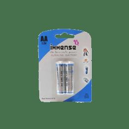 Immense AA Alkaline Battery (LR06, Silver)_1
