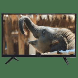 Croma 80cm (32 Inch) HD Ready LED TV (Dual Box Speakers, CREL7318, Black)_1