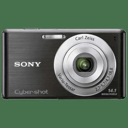 Sony Cyber Shot 14.1 MP Point & Shoot Camera (DSC-W530, Black)_1