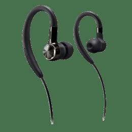 Philips In-Ear Wired Earphones (SHS8100, Black)_1