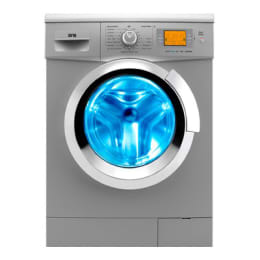IFB 7kg Elite Aqua SX Front Loading Washing Machine (Silver)_1