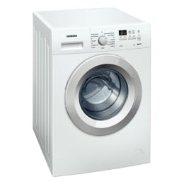 Siemens 6 kg Fully Automatic Front Loading Washing Machine (08X161IN, White)_1