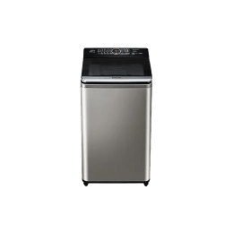 Panasonic 7 kg Fully Automatic Top Loading Washing Machine (NA-F70S7SRB, Stainless Steel)_1