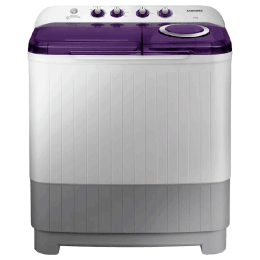 Samsung 7.5 kg Semi Automatic Top Loading Washing Machine (WT75M3200HL/TL, Light Grey)_1