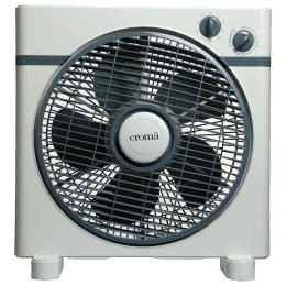 Croma 30 CM 5 Blade Table Fan (CRF0021, White)_1