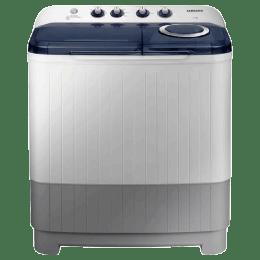 Samsung 7.5 kg Semi Automatic Top Loading Washing Machine (WT75M3200HB/TL, Light Grey)_1