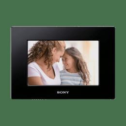 Sony 17.78 cm Digital Photo Frame (DPF-A710, Black)_1