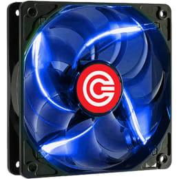 Circle USB Wired 4 LED 90 CFM Gaming Fan (CG 12LED BL, Blue)_1