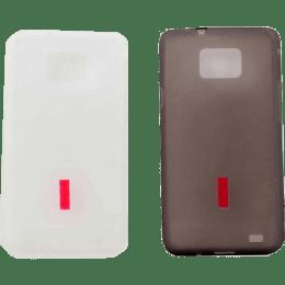 KingCom Soft Jacket Back Case Cover for Nokia X2 (Black)_1