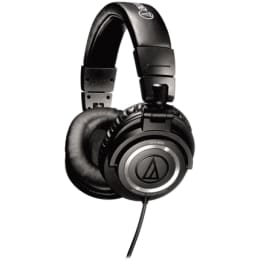 Audio Technica M50 Headphone (Black)_1