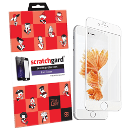 Scratchgard Front & Back Screen Protector for Apple iPhone 7 (Transparent)_1