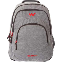 Wildcraft 40 Litres Travle Backpack (Melange 3, Black)_1