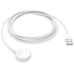 Apple USB (Type-A) to Magnetic Charging USB Cable (RWACR005, White)_1