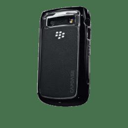 Capdase Silicone Soft Jacket Back Case Cover for Nokia E5 (Black)_1