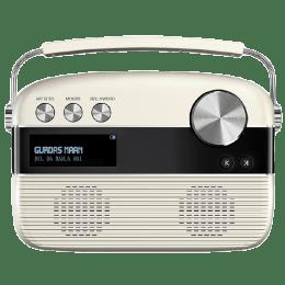 Saregama Carvaan Punjabi Audio Player (R40001, Porcelain White)_1