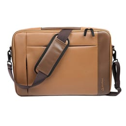 Stuffcool Travail 13 inch Laptop Backpack (TRLPBP-BRN, Brown)_1