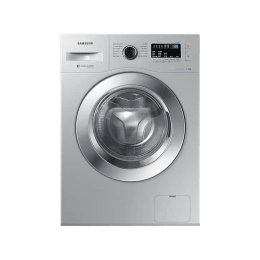 Samsung 6 kg Fully Automatic Front Loading Washing Machine (WW60M204K0S, Silver)_1