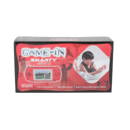 Mitashi Game In Handheld Video Game (Smarty V.1.0, Red)_1