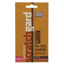 Scratchgard Screen Protector for Nokia C6 (Clear)_1