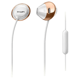 Philips In-Ear Wired Earphones with Mic (SHE4205, White)_1