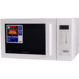 Samsung 28 Litres CE104VD Convection Microwave Oven (White)_1