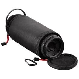Hama Polytex Lens Pouch (4432, Black)_1