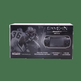 Mitashi Game In Smarty V1.0 Handheld Video Game (Black)_1
