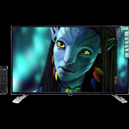 Croma 122 cm (48 inch) Full HD Direct LED TV (EL7330, Black)_1