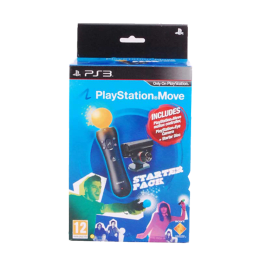 Sony Move Starter Pack for PS3 (Black)_1