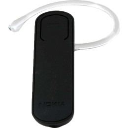 Nokia BH-108A Bluetooth Headset (Black)_1