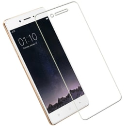 Catz Tempered Glass Screen Protector for Oppo F1S (CZ-OPF1SS-TG, Transparent)_1