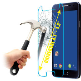 Energizer Universal Tempered Glass Screen Guard for 4.5-4.7 Inch Phones (ENSPCOCLUN55, Transparent)_1