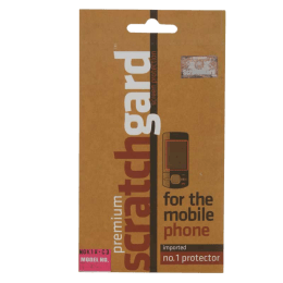 Scratchgard Screen Protector for Nokia C3 (Clear)_1