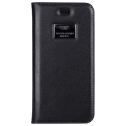 Aston Martin Racing PU Leather Flip Case Cover for Apple iPhone 6 (SW-265, Black)_1