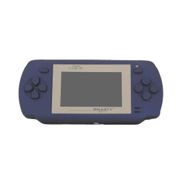 Mitashi Game In Smarty V1.0 Handheld Video Game (Blue)_1