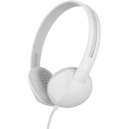 Skullcandy Anti Stereo Headphones (White)_1