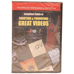 Jumpstart Training Guide CD for Photography (Brown)_1