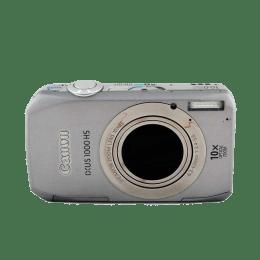 Canon 10 MP Point & Shoot Camera (IXUS 1000 HS, Black)_1