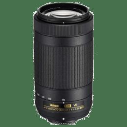 Nikon 70-300 mm F4.5-F6.3 VR ED Lens (JAA828DA, Black)_1