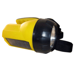 Intelizon Zonlight Solar Torch (Yellow/Black)_1