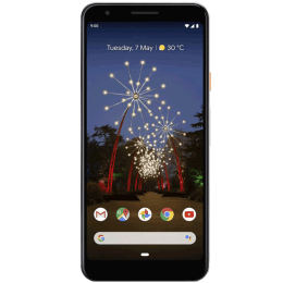 Google Pixel 3a (Clearly White, 64 GB, 4 GB RAM)_1