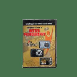 Jumpstart Better Photo Training Guide DVD_1