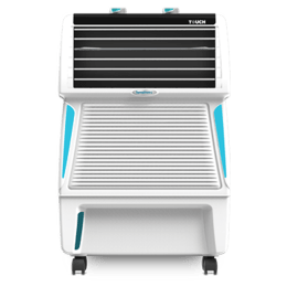 Symphony Touch 20 Litres Room Air Cooler (Cool Flow Dispenser, ACODE309, White)_1