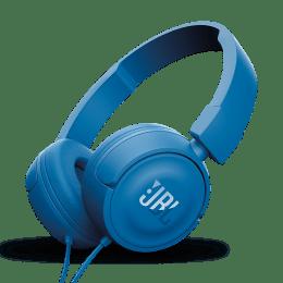 JBL T450 Headphone (Blue)_1
