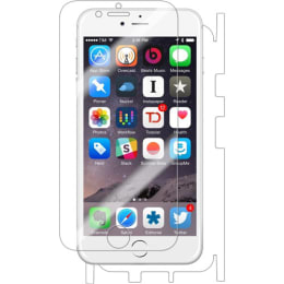 Scratchgard Front & Back Screen Protector for Apple iPhone 6/6S (Transparent)_1