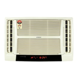 Hitachi 1.5 Ton 5 Star Window AC (Summer TM RAT518HUD, Copper Condenser, White)_1