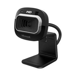 Microsoft LifeCam HD 300 Wired USB Webcam (T3H-00014, Black)_1