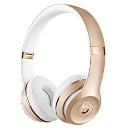 Beats Solo 3 MNER2ZM/A Wireless Headphones (Gold)_1