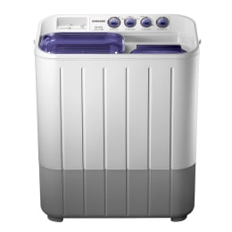 Samsung 7.2 kg Semi Automatic Top Loading Washing Machine (WT725QPNDMP, White)_1