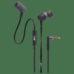 boAt In-Ear Wired Earphones with Mic (Rock On 2, Black)_1